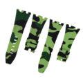 Green Camouflage Rubber Audemars Piguet 42mm Strap