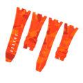 Orange Camouflage Rubber Audemars Piguet 42mm Strap