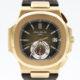 PATEK PHILIPPE REF 5980 R – 001 NAUTILUS 18K ROSE GOLD COMPLETE