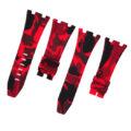 Red Camouflage Rubber Audemars Piguet 42mm Strap