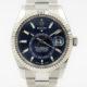 Rolex Oyster Perpetual Sky-Dweller Watch BLUE DIAL