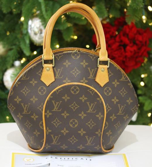 f9b8f250ac58 Authentic Louis Vuitton Ellipse PM Monogram Bag – WATCH EXPO