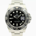 ROLEX GMT-MASTER II REF 116710LN STAINLESS STEEL BRACELET WITH BOX & CARD