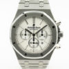 AUDEMARS PIGUET ROYAL OAK CHRONO STEEL REF 26320ST.OO.1220ST.02 WITH BP