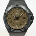 IWC INGENIEUR REF IW322504 AMG BLACK CERAMIC AUTOMATIC WATCH WITH BOX & PAPERS