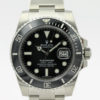 ROLEX REF 116610LN SUBMARINER WITH DATE STAINLESS STEEL WATCH WITH BP
