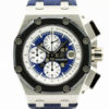 AUDEMARS PIGUET ROYAL OAK OFFSHORE BARRICHELLO PLATINUM REF 26078PO.OO.D018CR.01