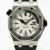AUDEMARS PIGUET ROYAL OAK OFFSHORE DIVER 15710ST WHITE DIAL WITH BP