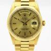 ROLEX REF 18238 PRESIDENT 18K YELLOW GOLD MEN'S WATCH