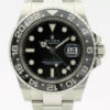 ROLEX GMT-MASTER II REF 116710LN BLACK DIAL STAINLESS STEEL WATCH WITH BP 2019