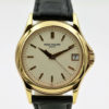 PATEK PHILIPPE REF 5107R 5107 18K ROSE GOLD CALATRAVA WITH BOX AND PAPERS