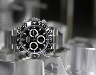 Rolex Daytona at Watch Expo