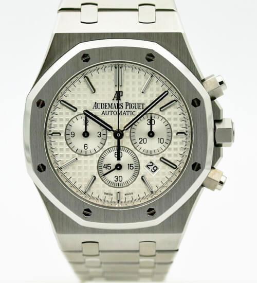an audemars piguet royal oak chronograph