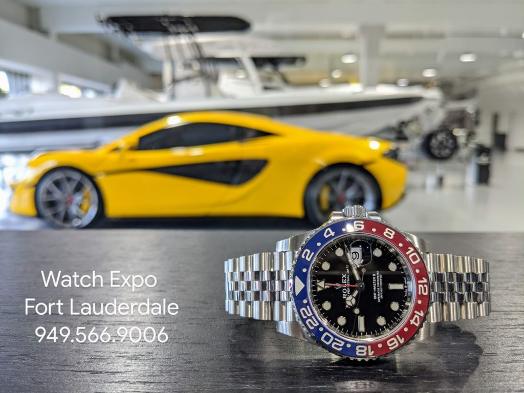 SLT Collection and watch Expo