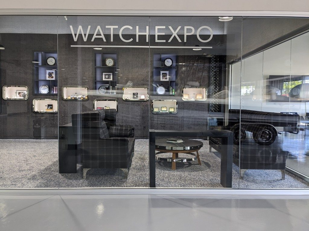 Watch Expo Ft Lauderdale showroom