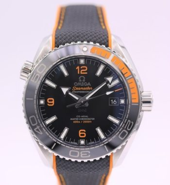 Omega seamaster Planet Ocean diver watch