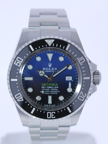 Rolex Deepsea 44mm Blue dial