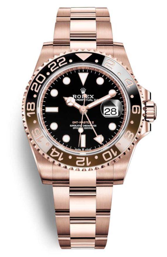 Rolex GMT 126715CHNR