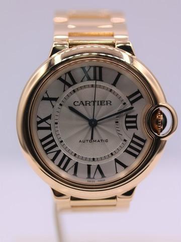 Cartier Balon Bleu Rose gold 36mm Watch