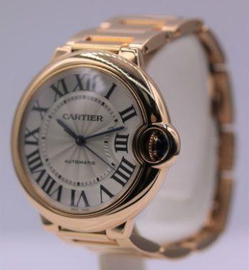 Cartier Rose gold 36mm watch