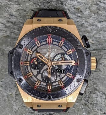 Hublot King Power Great Britain