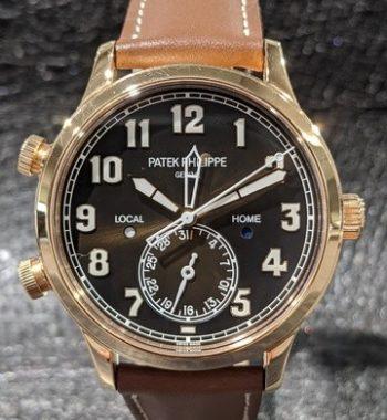 Patek-5524R-Travel-time-Rosegold